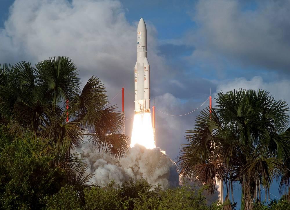 Космодром Куру (Франция, Европейское космическое агентство)