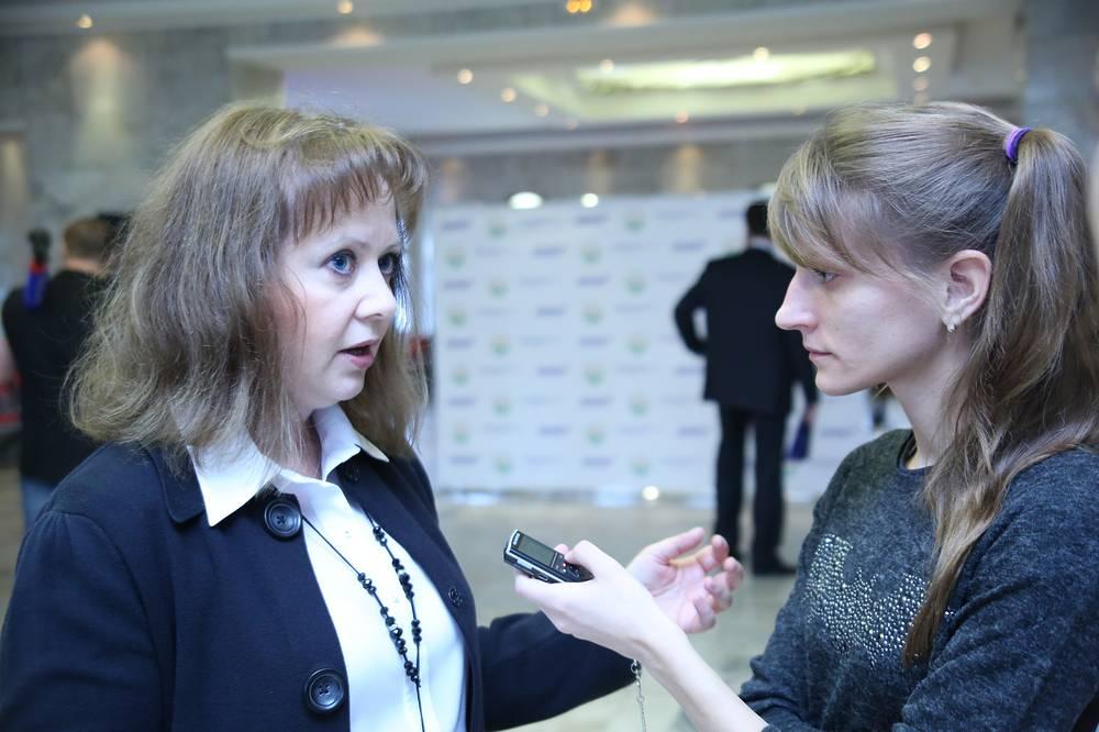 """Инна Зотова, руководитель проекта """"Детский вопрос"""""""