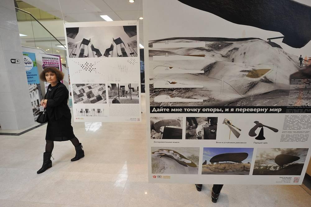 Главное событие проекта - проходящий в два этапа международный конкурс на создание в Новосибирске объекта городской среды в память о Лисицком и посвященный русскому авангарду
