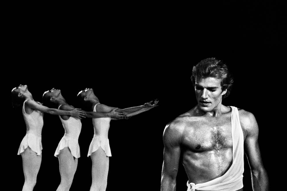 """Выставка американского фотографа Пола Колника """"Нью-Йорк Сити Балет"""""""
