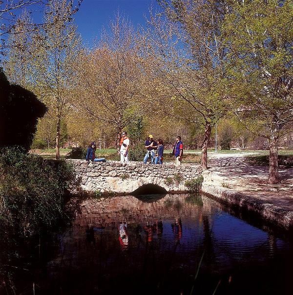 Прогулка по природному парку Фуэнтес-дель-Маркес