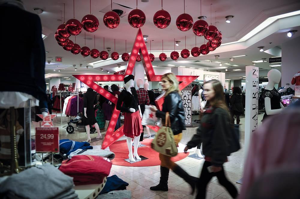 Старт рождественских распродаж в Атланте