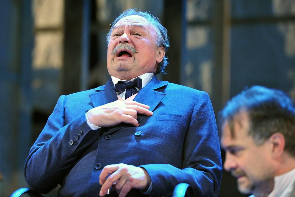 Актер Геннадий Богачев (Виктор Иванович Должиков)