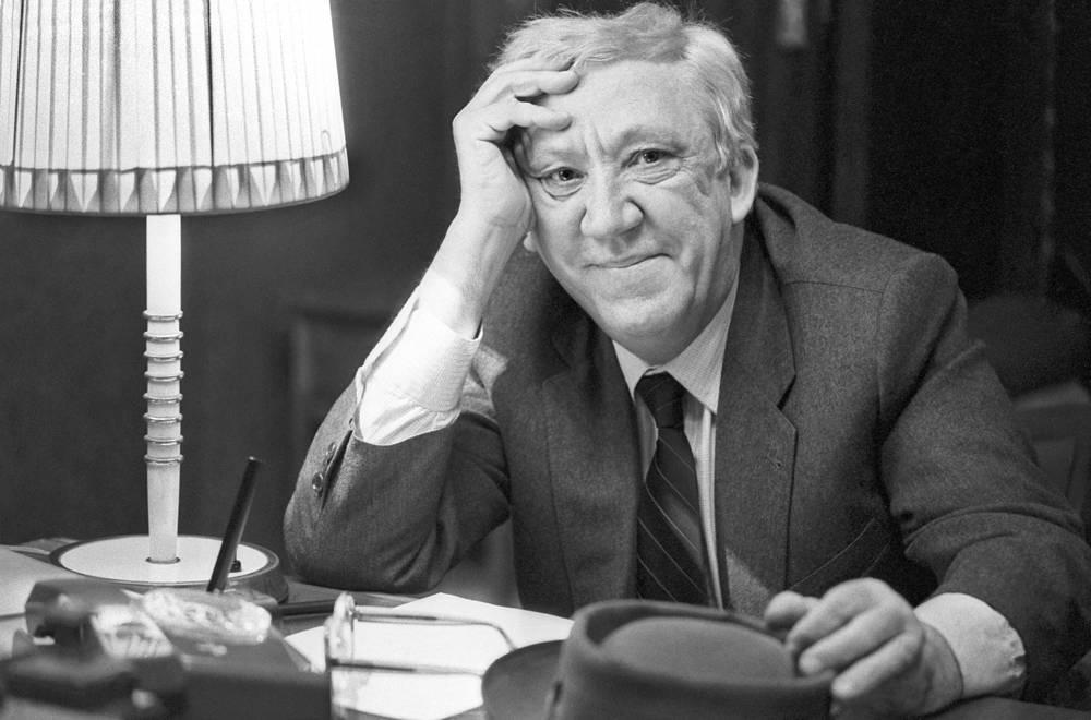 Народный артист СССР Юрий Владимирович Никулин, 1983