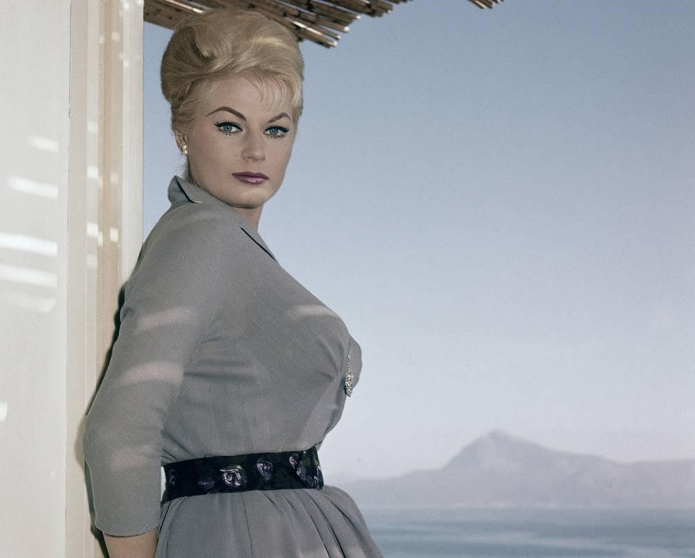 Анита Экберг, 1960 год