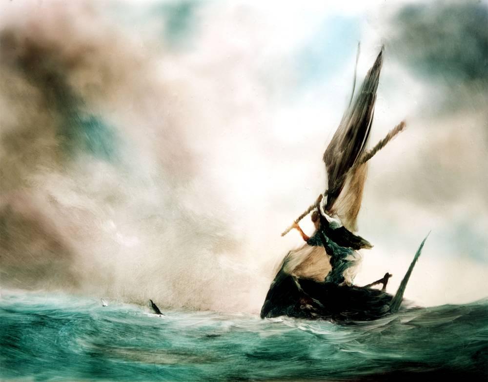 """Мультипликатор Александр Петров трижды номинировался на """"Оскар"""" и получил одну статуэтку. В 2000 году мультфильм """"Старик и море"""" не только завоевал эту престижную награду, но и стал первым в истории анимационным фильмом для кинотеатров большого формата IMAX"""