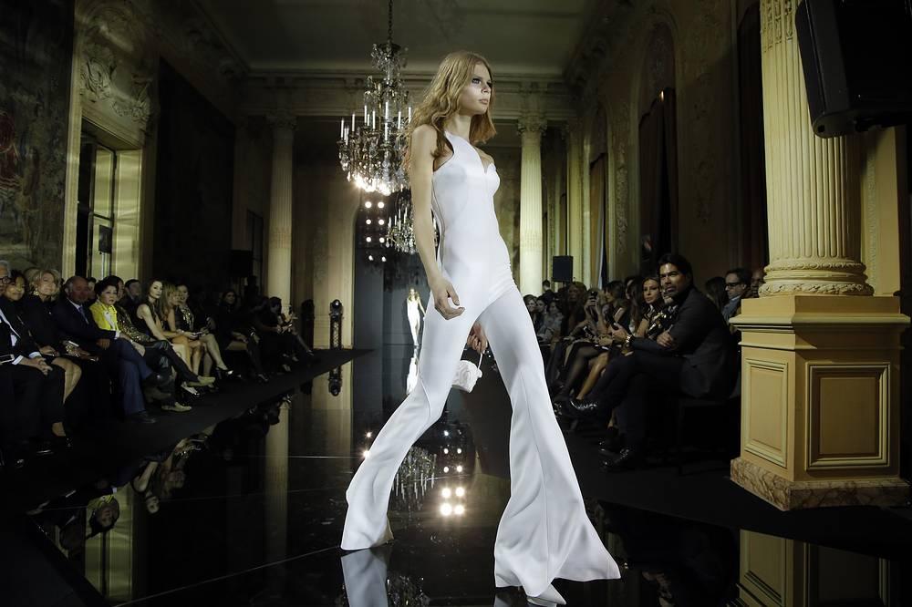 Коллекция итальянского дизайнера Донателлы Версаче для Atelier Versace