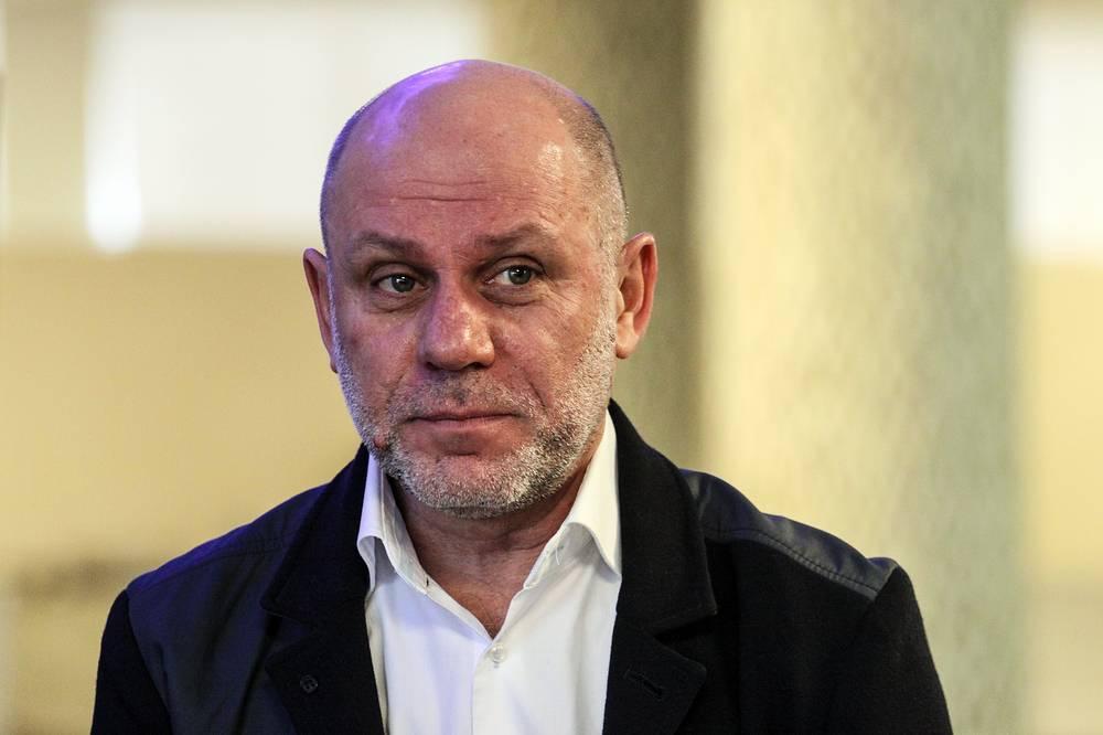 """Директор """"Гоголь-центра"""" Алексей Малобродский"""