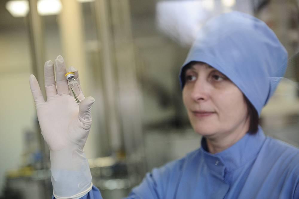 Производство генно-инженерного инсулина человека