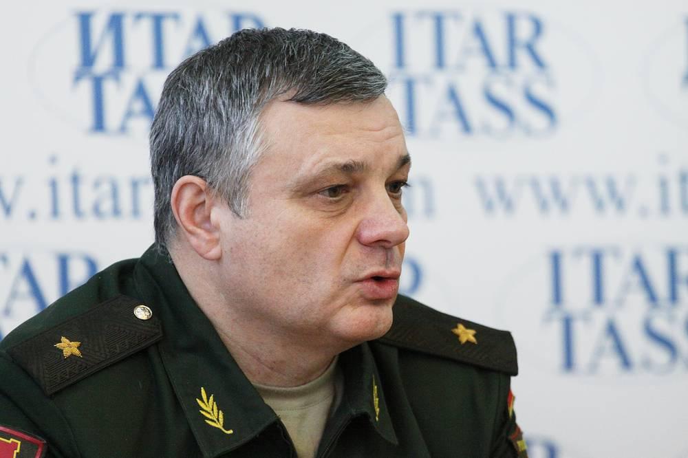Сергей Полетучий, заместитель командующего войсками Центрального военного округа