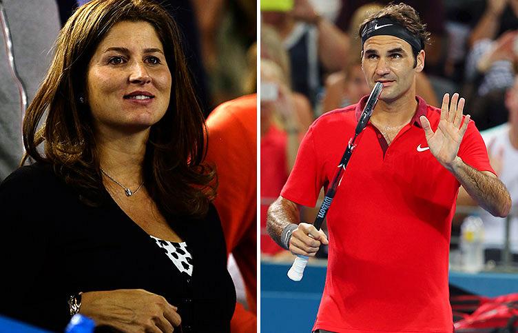 С 2000 года швейцарский теннисист Роджер Федерер женат на бывшей теннисистке Мирославе Вавринец. У спортсменов две пары близнецов - две дочери и двое сыновей