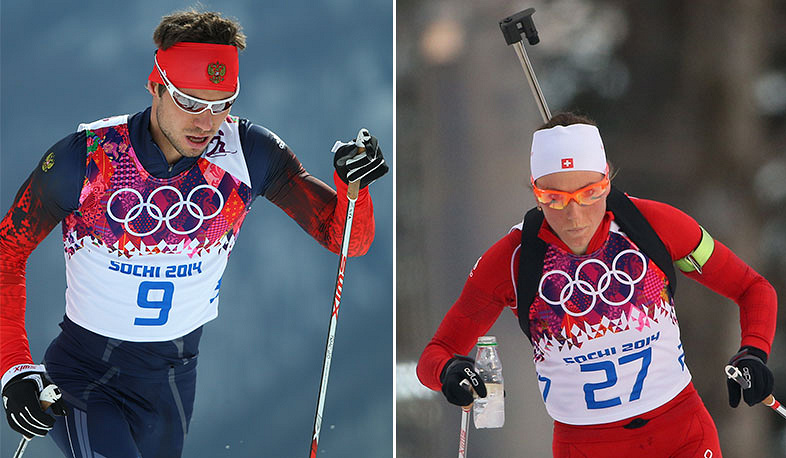Российский лыжник Илья Черноусов встречается со швейцарской биатлонисткой Селин Гаспарин. На Олимпиаде в Сочи Гаспарин завоевала серебряную медаль в индивидуальной гонке, по завершении которой спортсменка отметила вклад Черноусова в ее успех в Сочи