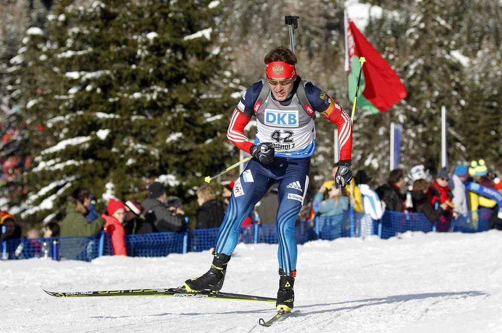 В индивидуальных гонках Евгений Гараничев трижды занимал место в тройке лучших на этапах Кубка мира. Он финишировал вторым в спринте и индивидуальной гонке, кроме того он замыкал тройку сильнейших в гонке преследования