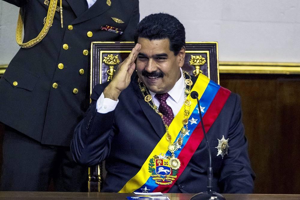 Президент Венесуэлы Николас Мадуро - $6,2 тыс. в месяц