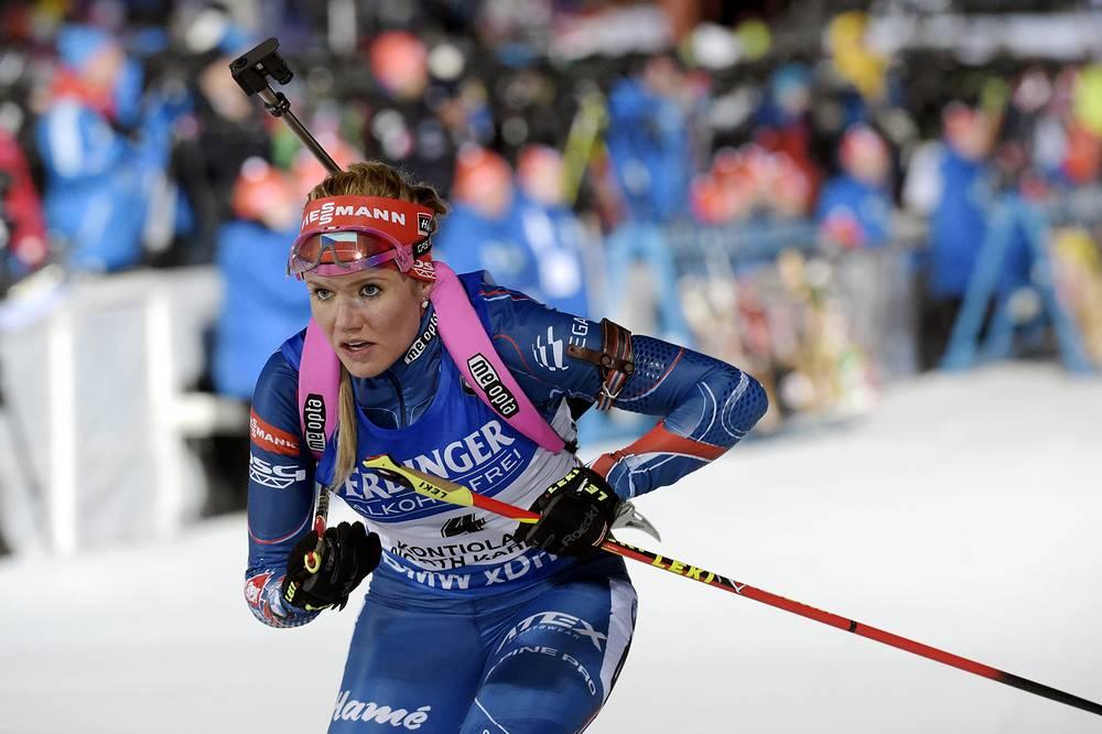 Габриэла Соукалова из Чехии выиграла серебро
