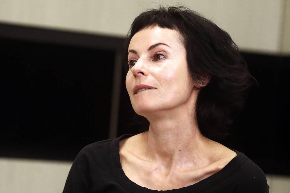 Ирина Апексимова - с 4 марта 2015 года дректор Театра на Таганке