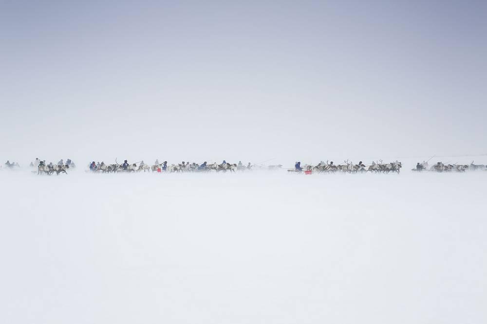 Ненцы. Западный Таймыр. Автор Слава Шут, Максим Шаповалов, Москва
