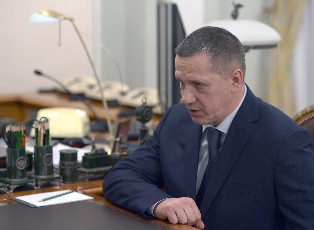Вице-премьер, полпред в ДФО Юрий Трутнев заработал в 2014 году 179,5 млн рублей (в 2013 году 152 млн рублей)