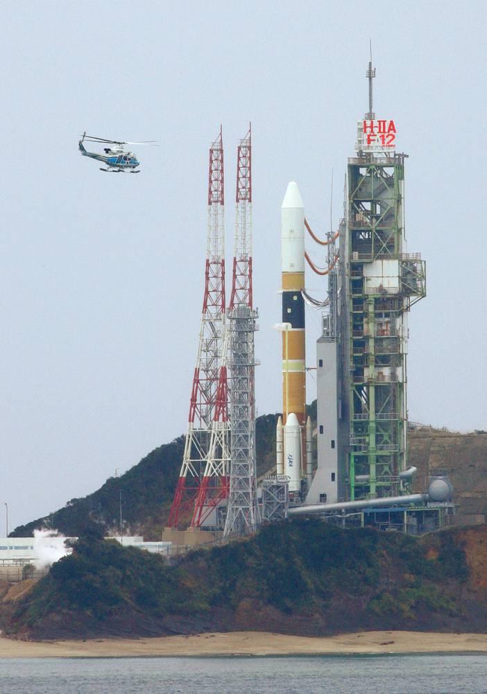 Космический центр Танэгасима (Япония)