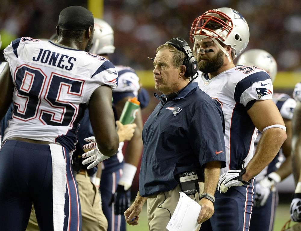 """Американец Билл Беличик с 2000 года работает в NFL у руля """"Нью-Ингленд Пэтриотс"""". Его подопечные четыре раза становились победителями """"Супербоула"""" (Зарплата - €6,92 млн/$7,5 млн)"""