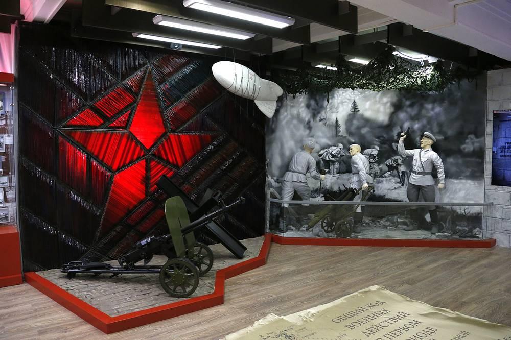 В Музее Победы в Екатеринбурге