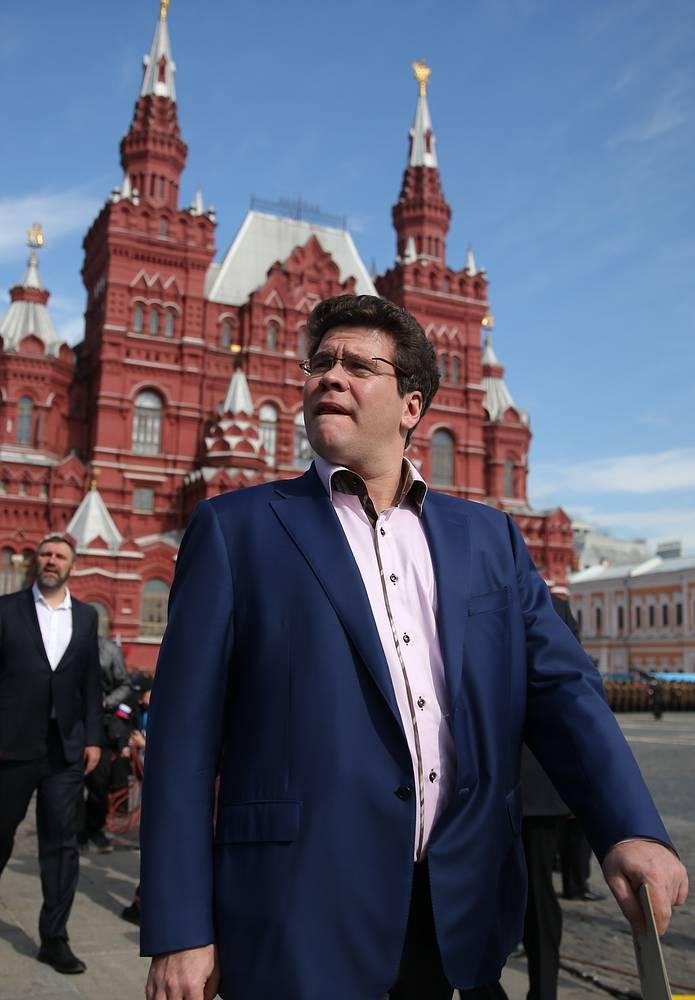 Пианист Денис Мацуев