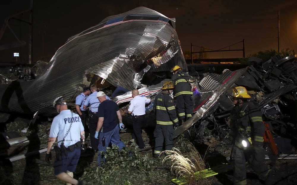 Всего в поезде, по последним данным, находились 243 человека