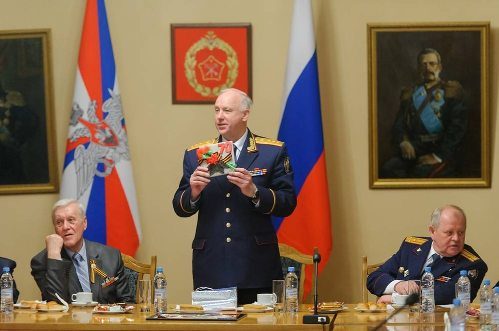 Председатель СК России Александр Бастрыкин