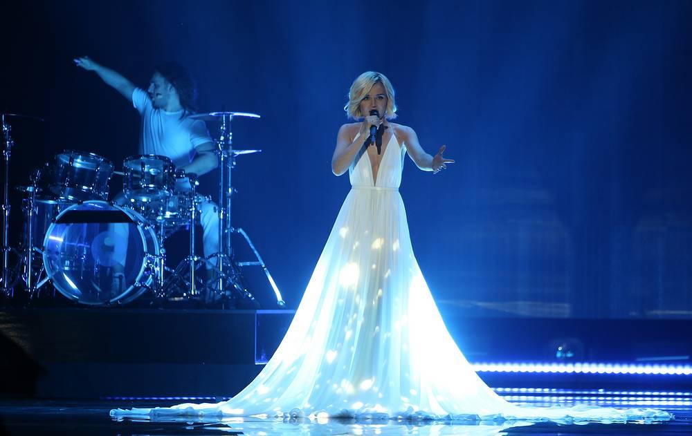 Букмекеры считают российскую исполнительницу одной из фаворитов конкурса