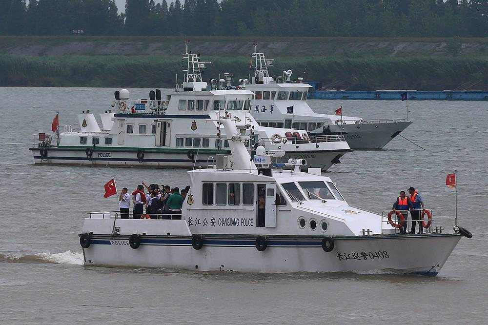 Председатель КНР Си Цзиньпин потребовал приложить все возможные усилия к проведению поисково-спасательной операции