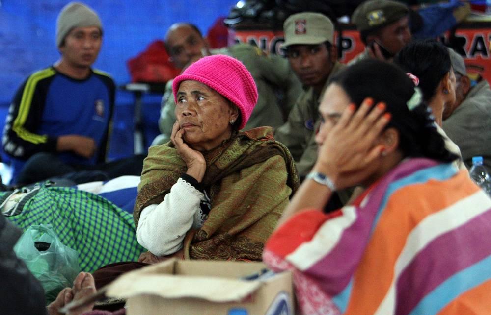 ЧП заставило покинуть дома около 15 тыс. местных жителей