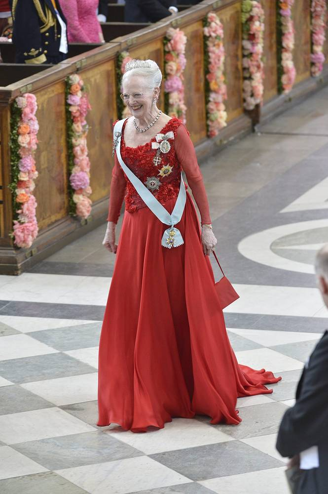Королева Дании Маргрете II