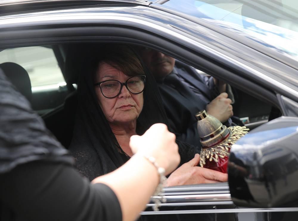 Мать Жанны Фриске Ольга Копылова