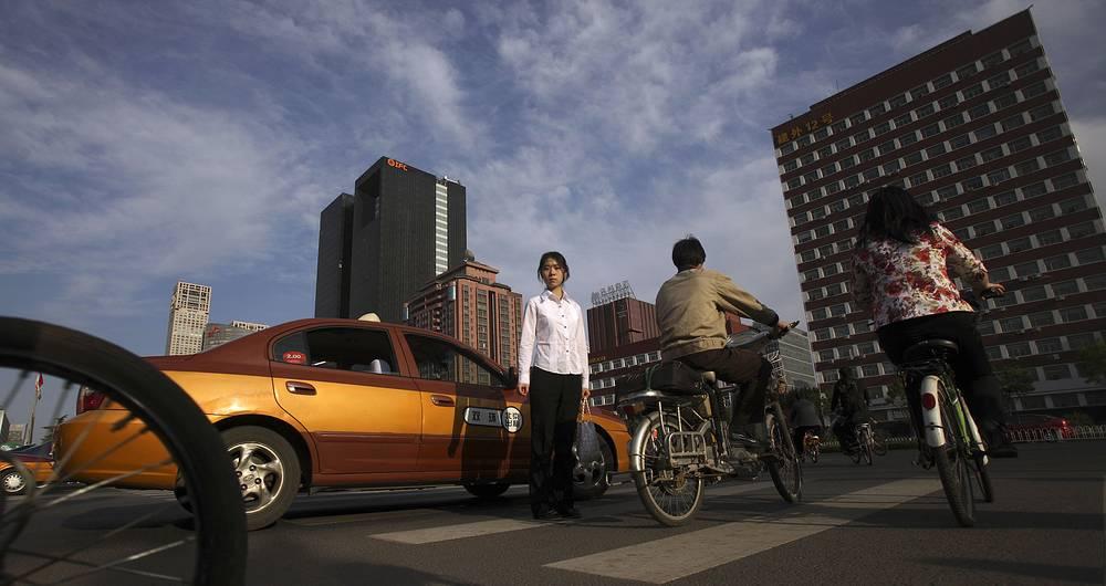 Седьмое место - Пекин, КНР