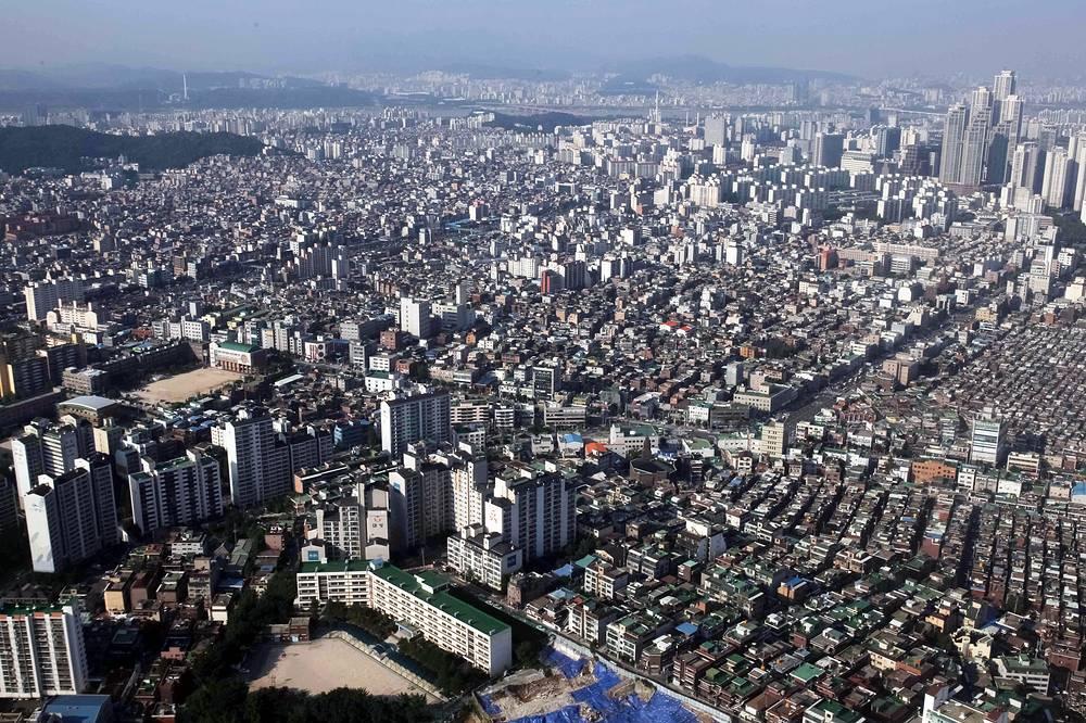 Восьмое место - Сеул, Южная Корея