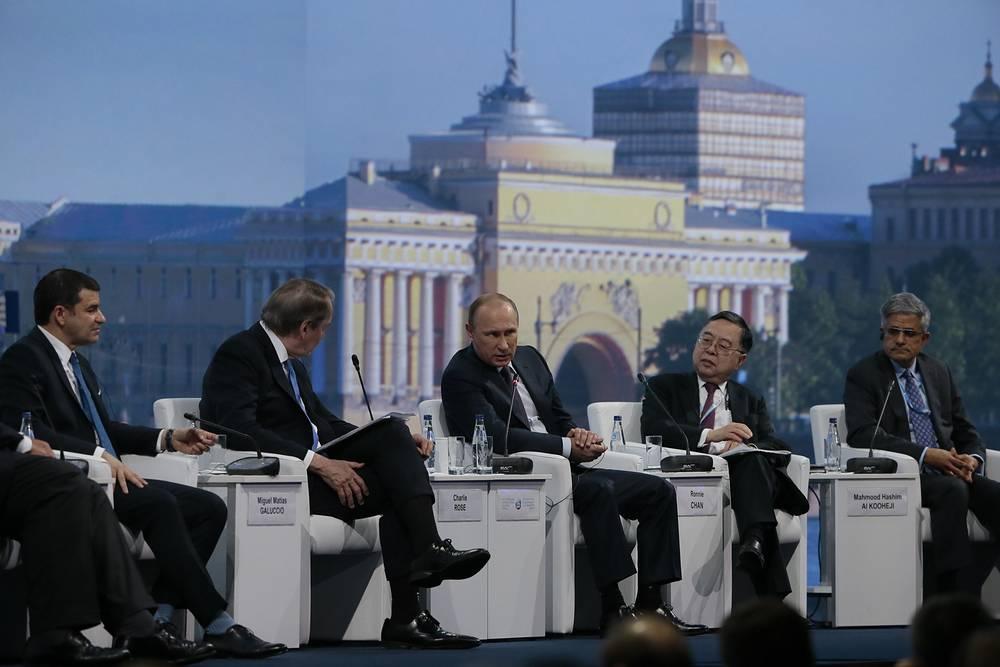 Ключевым событием второго дня Петербургского экономического форума (ПМЭФ) стало выступление Владимира Путина на пленарном заседании