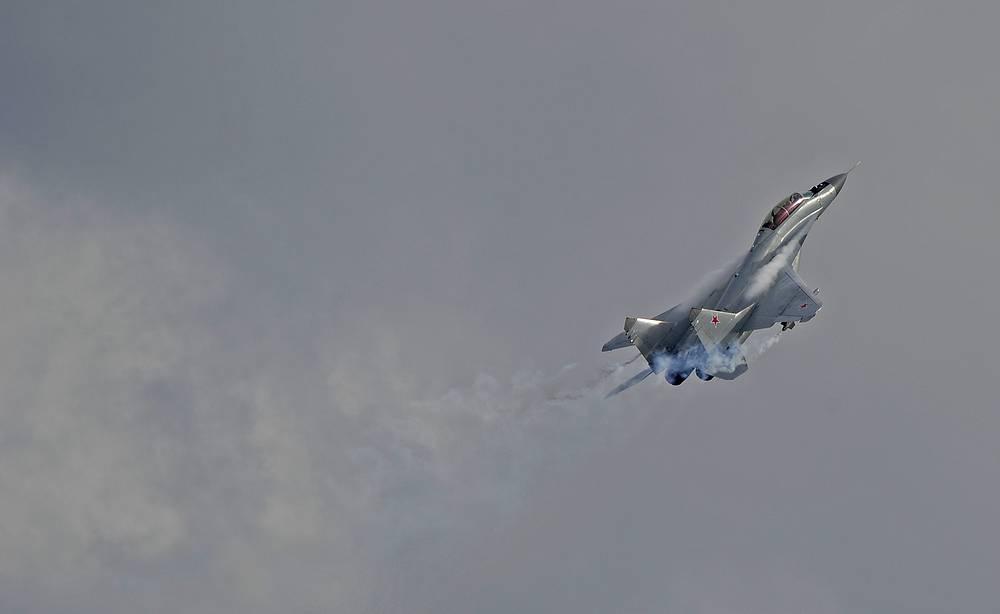 """МиГ-35 является самым совершенным истребителем семейства """"МиГ"""""""