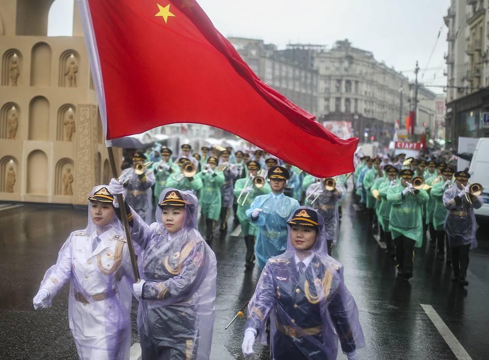 Военный оркестр Народно-освободительной армии Китая