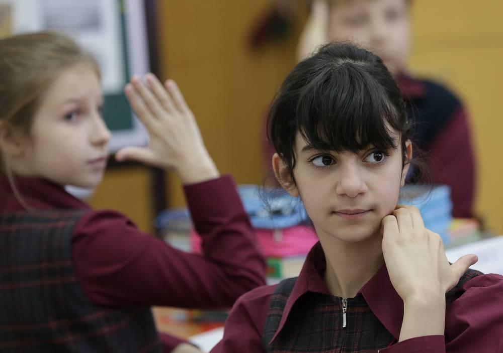 Сара Хамдуш, 10 лет