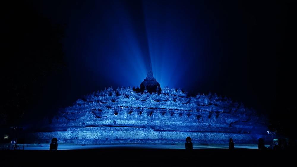 Храм Боробудур, Магеланг, Индонезия