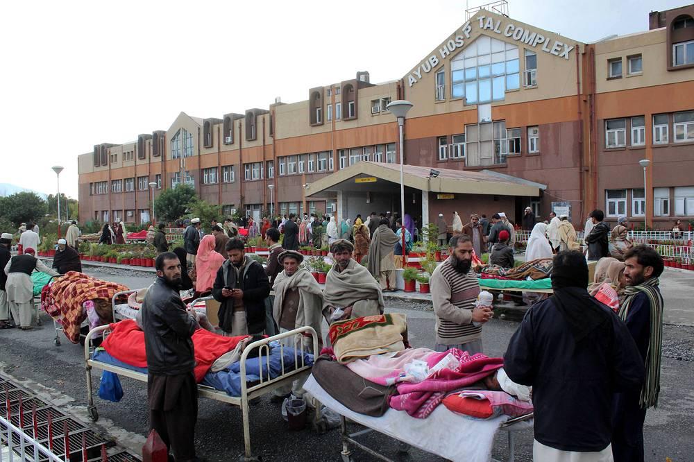 Абботтабад, Пакистан