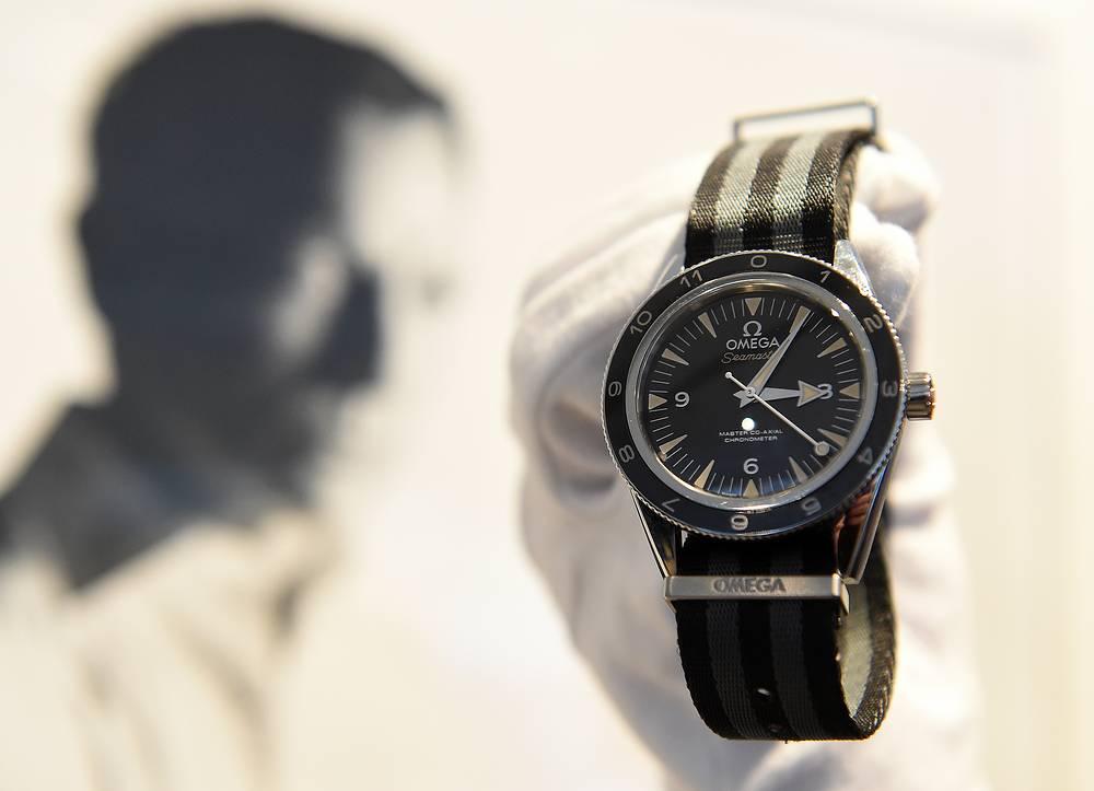 """Часы Джеймса Бонда из """"007: Спектр"""""""