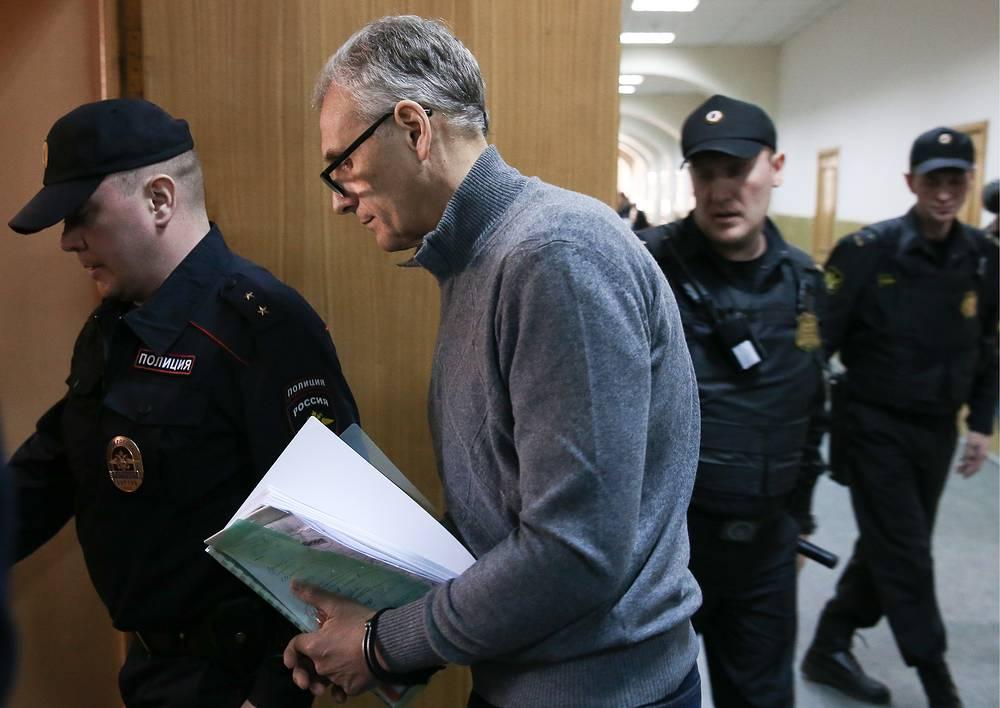 ГПРФ: Дело экс-губернатора Сахалинской области Хорошавина дошло досуда