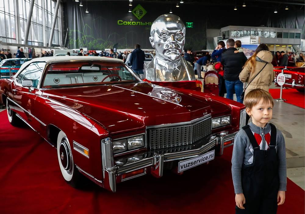 Автомобиль Cadillac Eldorado