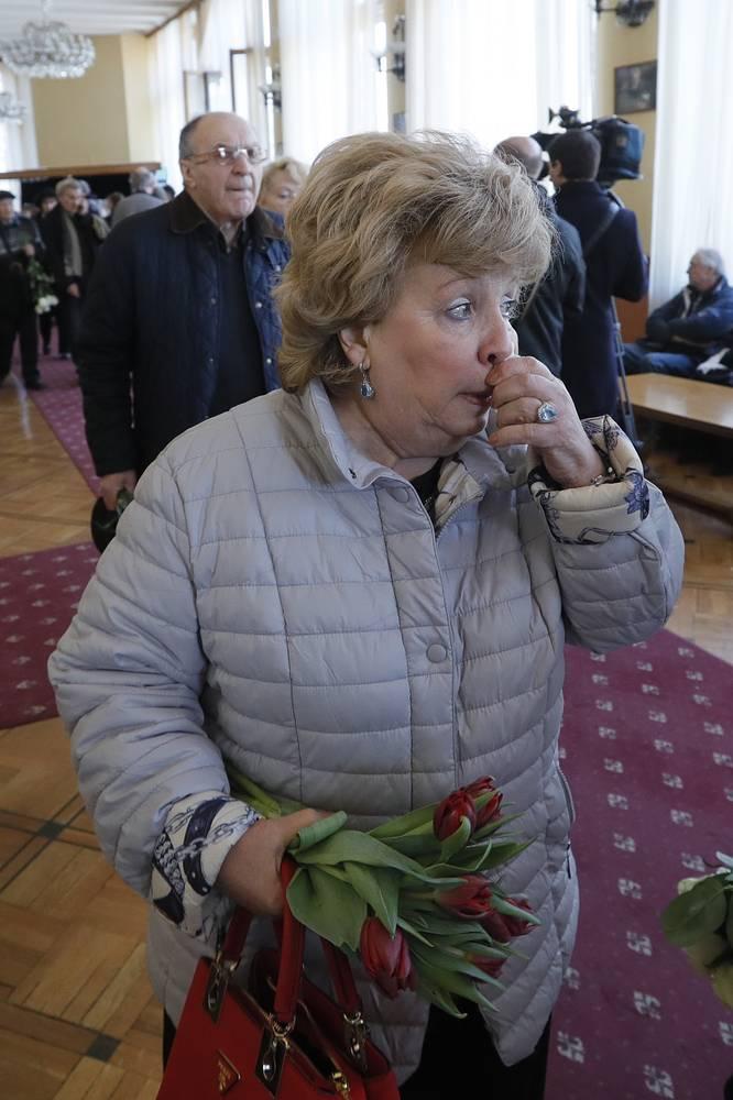 Поэтесса Лариса Рубальская