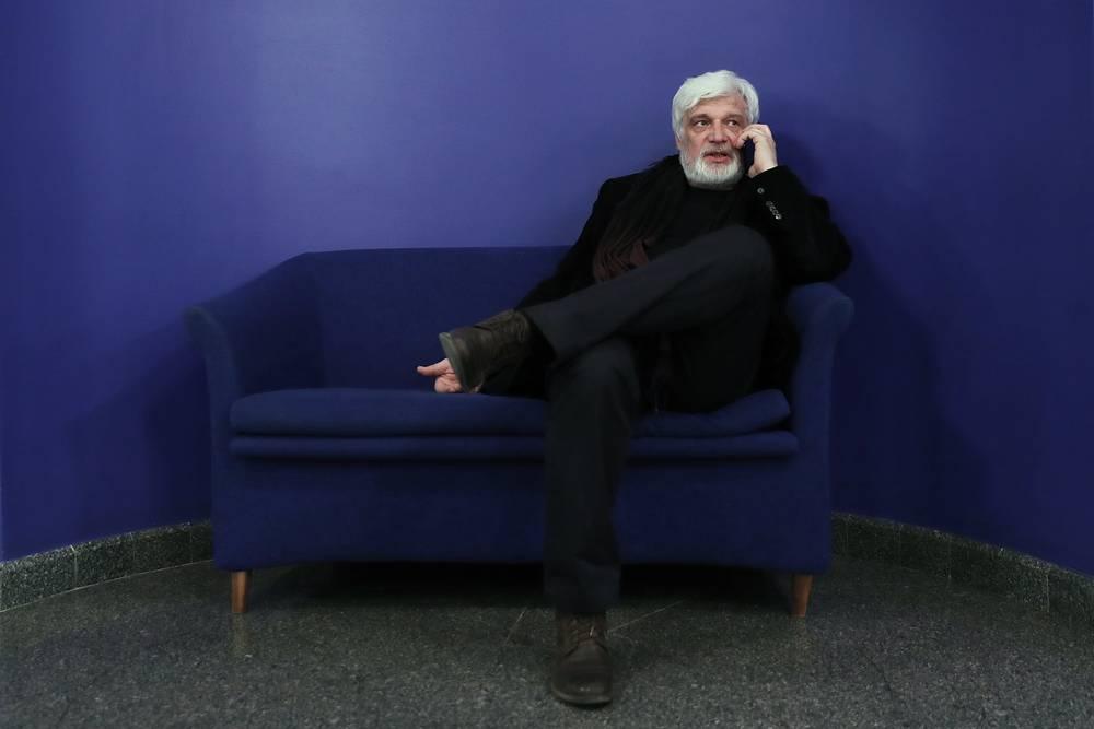 Режиссер, актер Дмитрий Брусникин