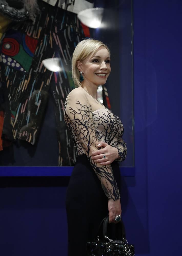 Актриса Марина Зудина