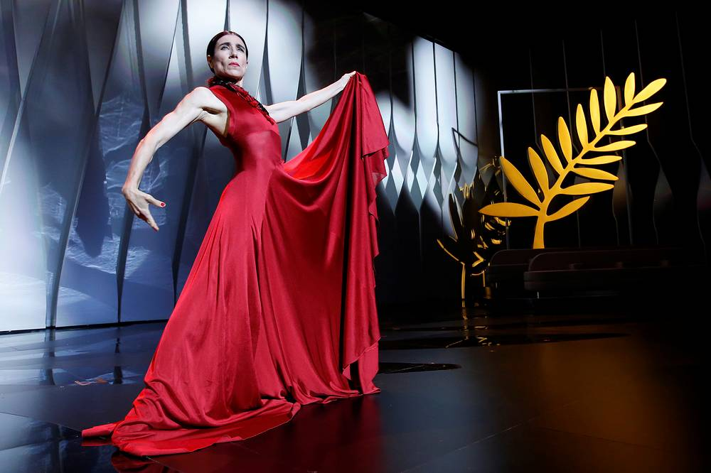 Танцовщица Бланки Ли