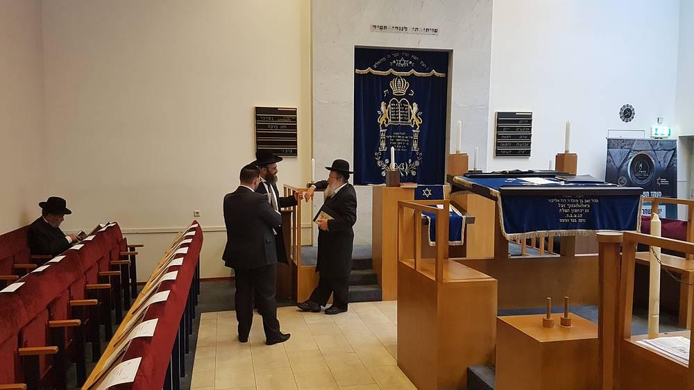 По стародавнему календарю: воронежские евреи отметили День Победы