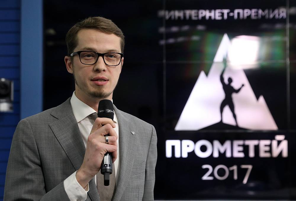 """Директор по коммуникациям """"АНО """"Цифровая экономика"""" Матвей Алексеев"""